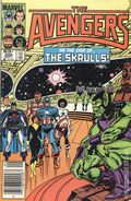 Avengers (1963 1st Series) Mark Jewelers 259MJ