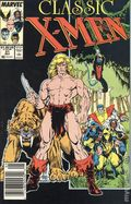 X-Men Classic (1986-1995 Marvel) Classic X-Men Mark Jewelers 21MJ