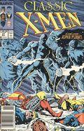 X-Men Classic (1986-1995 Marvel) Classic X-Men Mark Jewelers 27MJ