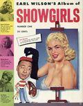 Earl Wilson's Album of Showgirls (1956 Skye Publishing) Magazine 1