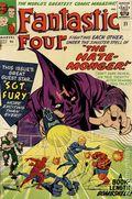 Fantastic Four (1961 1st Series) UK Edition 21UK