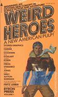 Weird Heroes Paperback (1975) 1-1ST