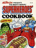 Mighty Marvel Superheroes' Cookbook (1977) 1977