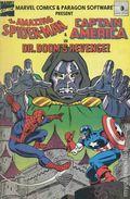 Amazing Spider-Man and Captain America in Dr. Doom's Revenge 0