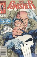 Punisher (1987 2nd Series) Mark Jewelers 18MJ