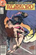 Warlord (1976 1st Series DC) Canadian Price Variant 125