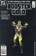 Booster Gold (1986 DC 1st Series) Canadian Price Variant 20