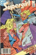 Supergirl (1982 2nd Series) Canadian Price Variant 19