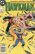 Hawkman (1986 2nd Series) Canadian Price Variant 7