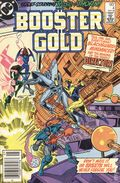 Booster Gold (1986 DC 1st Series) Canadian Price Variant 4