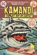 Kamandi (1972) Mark Jewelers 23MJ