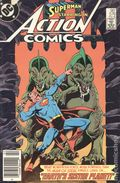 Action Comics (1938 DC) Canadian Price Variant 576