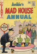 Archie's Madhouse (1959) Annual Price Variant 1