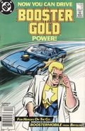 Booster Gold (1986 DC 1st Series) Canadian Price Variant 11