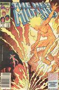 New Mutants (1983 1st Series) Mark Jewelers 11MJ