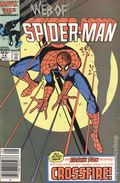 Web of Spider-Man (1985 1st Series) Canadian Price Variant 14