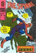 Die Spinne (1971 Williams/Hit Comics) German Edition Amazing Spider-Man 129