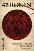 47 Ronin GN (2021 Dark Horse) By Mike Richardson 1-1ST