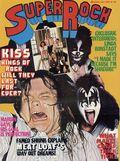 Super Rock (1979 National Newsstand Publications) Magazine Vol. 1 #4