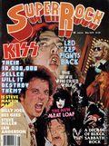 Super Rock (1979 National Newsstand Publications) Magazine Vol. 1 #3