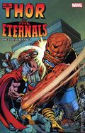 Thor and the Eternals The Celestial Saga TPB (2021 Marvel) 1-1ST
