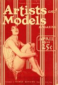 Artists and Models Magazine (1925-1926 Ramer Reviews) Vol. 3 #1