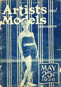 Artists and Models Magazine (1925-1926 Ramer Reviews) Vol. 3 #2