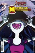 Adventure Time Presents Marceline and the Scream Queens (2012 Kaboom) 3A