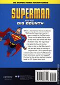 DC Super Hero Adventures Superman and the Big Bounty SC (2021 Stone Arch Books) 1-1ST