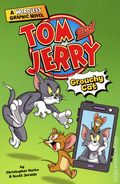 Tom and Jerry Grouchy Cat GN (2021 Capstone) A Wordless Graphic Novel 1-1ST