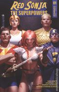 Red Sonja the Superpowers (2021 Dynamite) 1D