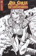 Red Sonja the Superpowers (2021 Dynamite) 1H