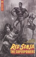 Red Sonja the Superpowers (2021 Dynamite) 1I