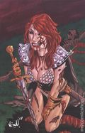Red Sonja the Superpowers (2021 Dynamite) 1J