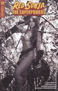 Red Sonja the Superpowers (2021 Dynamite) 1M