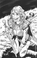 Red Sonja the Superpowers (2021 Dynamite) 1T