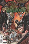 King in Black Thunderbolts (2021 Marvel) 1B