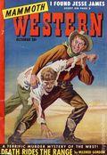 Mammoth Western (1945-1951 Ziff-Davis) Pulp Vol. 4 #10