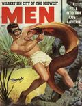 Men Magazine (1952-1982 Zenith Publishing Corp.) Vol. 4 #10