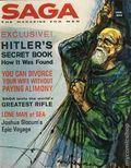 Saga Magazine (1950 2nd Series) Vol. 23 #4