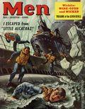 Men Magazine (1952-1982 Zenith Publishing Corp.) Vol. 2 #3