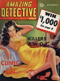 Amazing Detective Cases (1940-1960 Goodman) Vol. 1 #8