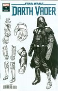 Star Wars Darth Vader (2020 Marvel) 9C