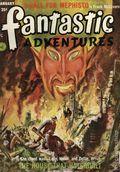 Fantastic Adventures (1939-1953 Ziff-Davis Publishing) Pulp Jan 1953