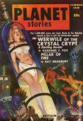 Planet Stories (1939-1955 Fiction House) Pulp Vol. 3 #11
