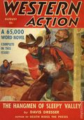 Western Action Novels Magazine (1936-1960 Columbia) 1st Series Pulp Vol. 6 #4
