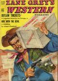 Zane Grey's Western Magazine (1946-1954 Dell) Pulp Vol. 6 #4