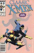 X-Men Classic (1986-1995 Marvel) Classic X-Men Mark Jewelers 33MJ