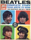 16 Scoop Beatles Complete Story from Birth to Now (1965 16 Magazine Inc.) Magazine 0