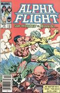 Alpha Flight (1983 1st Series) Mark Jewelers 15MJ